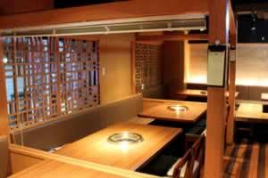 テーブルオーダーバイキング 焼肉 王道 布施店